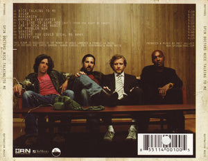 Spin Doctors : Nice Talking To Me (CD, Album + DVD)