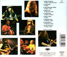 Load image into Gallery viewer, The Allman Brothers Band : Seven Turns (CD, Album)