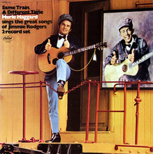 Load image into Gallery viewer, Merle Haggard : Same Train, A Different Time (CD, Album, RE)