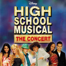 Load image into Gallery viewer, The High School Musical Cast : High School Musical: The Concert (CD, Album + DVD-V, NTSC)