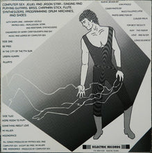 Load image into Gallery viewer, Computer Sex : Body Electric (LP, Album)