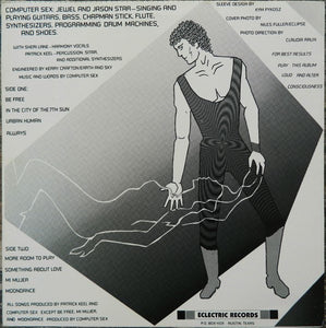 Computer Sex : Body Electric (LP, Album)