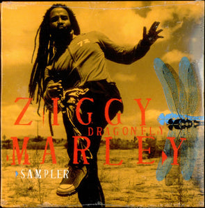 Ziggy Marley : Dragonfly - Sampler (CD, Promo, Smplr)