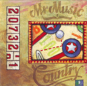 Various : Mr Music Country 9/94 (CD, Comp)