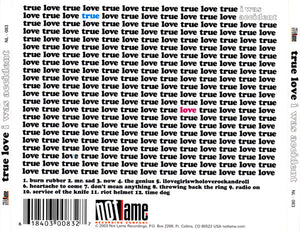 True Love (3) : I Was Accident (CD, Album)