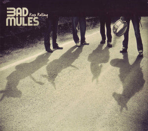 Bad Mules : Keep Rolling (CD, Album)