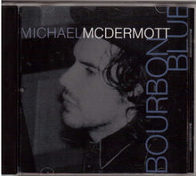 Load image into Gallery viewer, Michael McDermott (3) : Bourbon Blue (CD, Album)