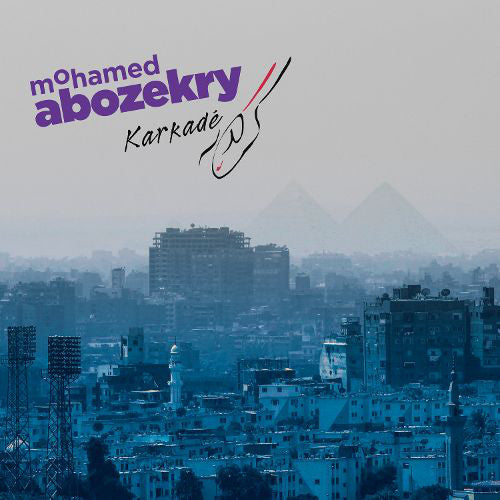 Mohamed Abozekry : Karkade (CD, Album)