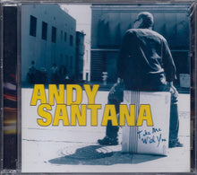 Load image into Gallery viewer, Andy Santana : Take Me With You (CD, Album)