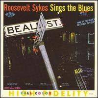 Roosevelt Sykes - Sings The Blues (reis) (rmst) - CD