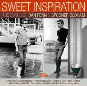 Sweet Inspiration: Songs Of Dan Penn & Spooner - Sweet Inspiration: Songs Of Dan Penn & Spooner - CD