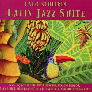Lalo Schifrin - Latin Jazz Suite - CD