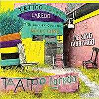 Joe King Carrasco - Tattoo Laredo - CD