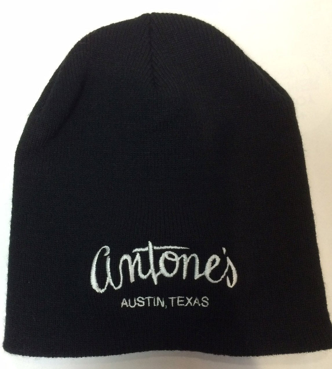 Antone's Beanie - Black - Miscellaneous