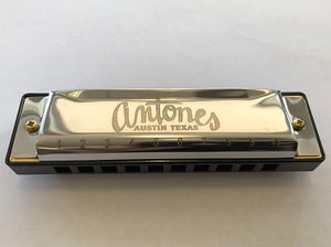 Antone's Harmonica - Key Of C - Music Equipment