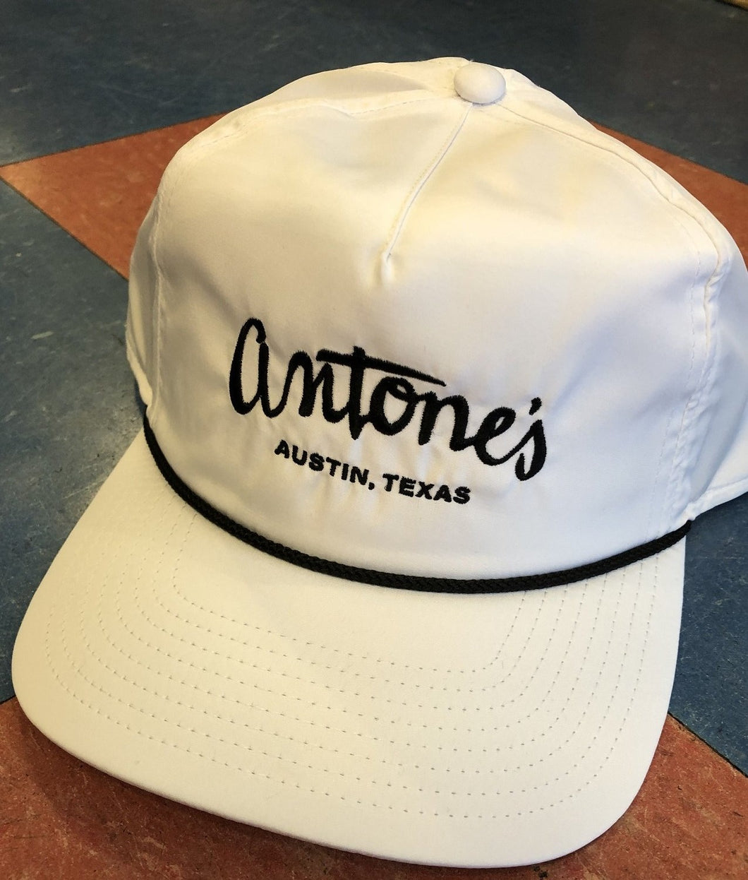 Antone's Hat - White - Miscellaneous