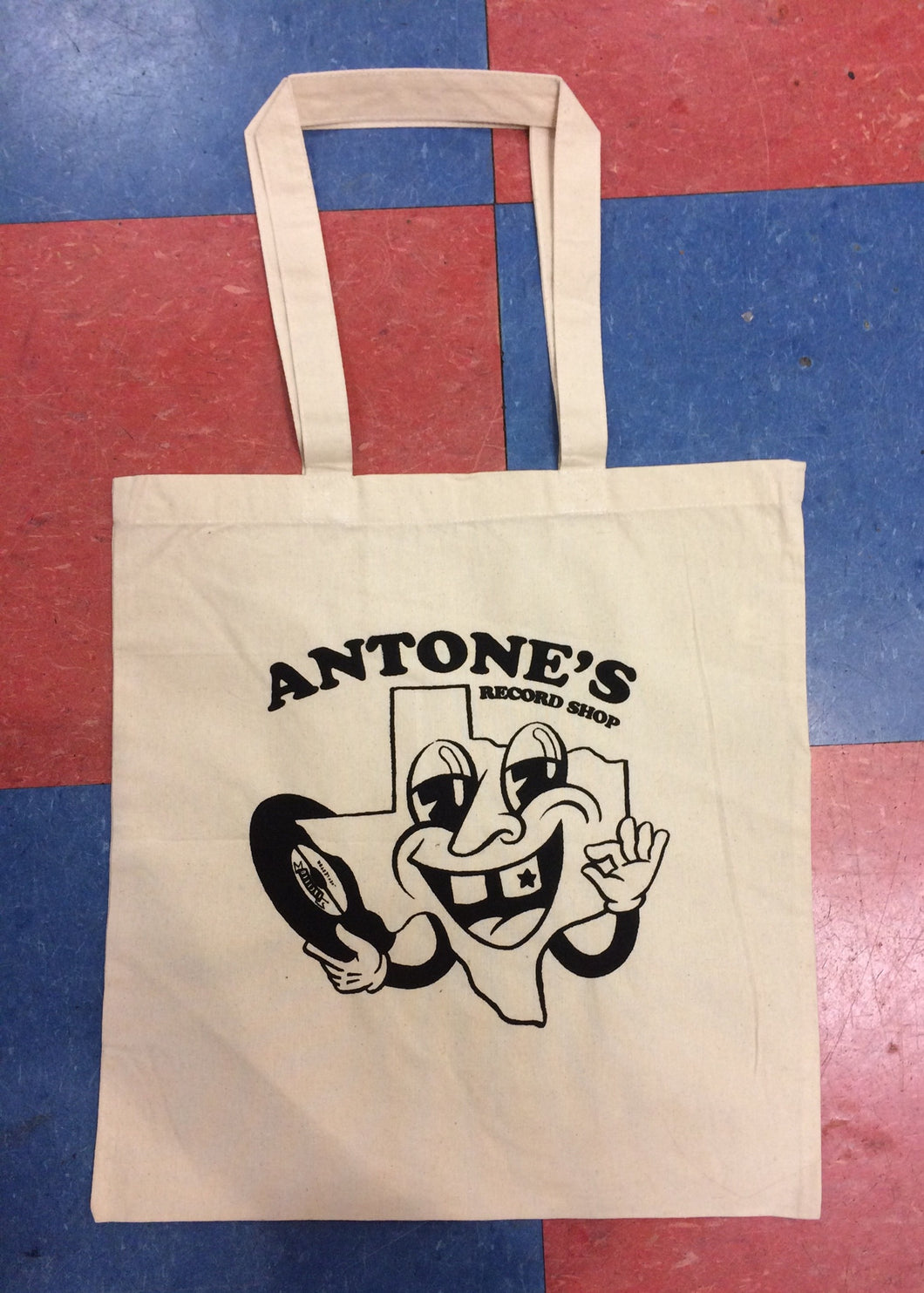 Bille Antone's Record Shop / Buck - Texas Tote - Accessories
