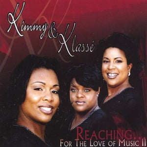 Kimmy & Klasse - Reaching For The Love Of Music - CD
