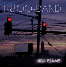 1-800-band - High Beams - Vinyl