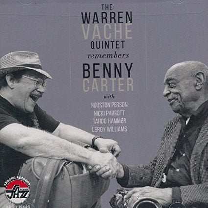 Warren Vache - Remembers Benny Carter (jewl) - CD
