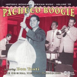 Various Artists - Pachuco Boogie - CD