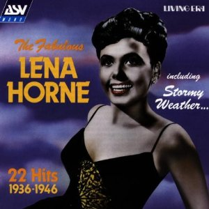 Lena Horne - The Fabulous... 22 Hits 1936-1946 - CD