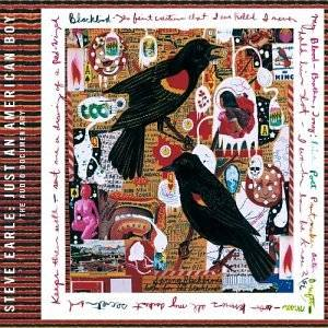 Steve Earle - Just An American Boy - CD