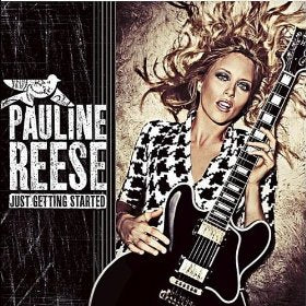 Pauline Reese - Just Getting Started - CD