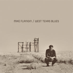 Mike Flanigin - West Texas Blues - CD