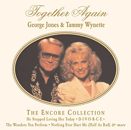 George / Wynette Jones - Together Again: Jones & Wynette - CD