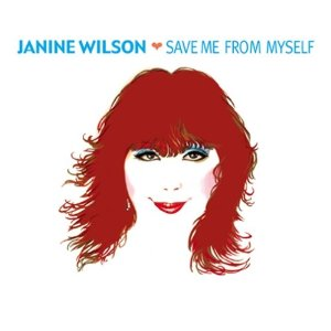 Janine Wilson - Save Me From Myself - CD