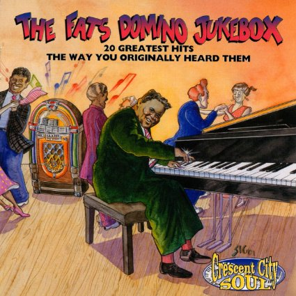 Fats Domino - Fats Domino Jukebox: 20 Greatest Hits - CD