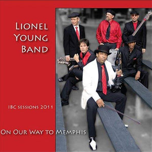 Lionel Young - On Our Way To Memphis - CD