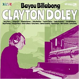Clayton Doley - Bayou Billabong - CD