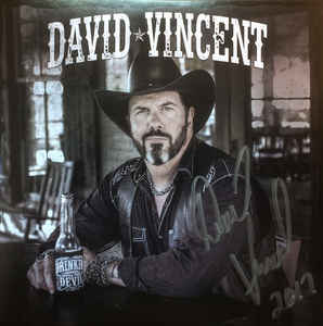 David Vincent - Drinkin' With The Devil / Buyer Beware - Vinyl