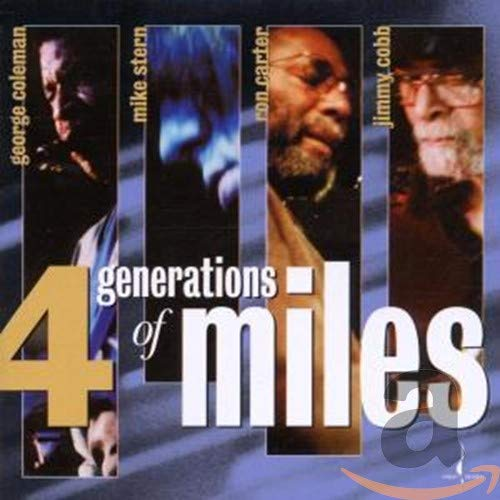 4 Generations Of Miles: Live Tribute / Various - 4 Generations Of Miles: Live Tribute / Various - CD