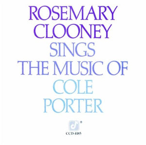 Rosemary Clooney - Sings Cole Porter - CD