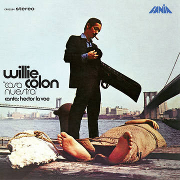 Willie / Lavoe Colon - Cosa Nuestra (rex) - Vinyl