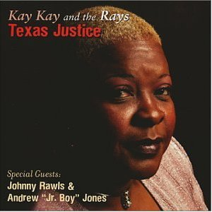 Kay Kay & The Rays - Texas Justice - CD
