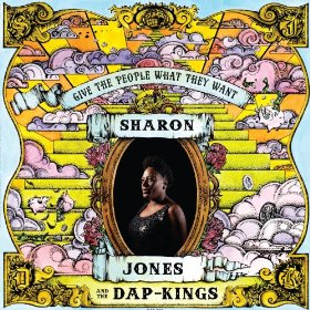 Sharon / Dap-kings Jones - Give The People What They Want - CD