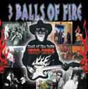 3 Balls Of Fire - Best Of The Balls 1988-2000 - CD