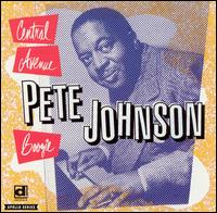 Pete Johnson - Central Avenue Boogie - CD