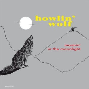 Howlin Wolf - Moanin In The Moonlight + 4 Bonus Tracks (spa) - Vinyl