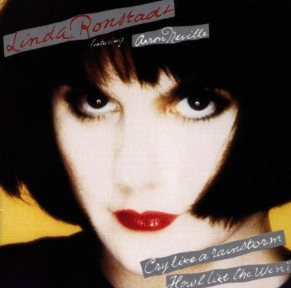 Linda Ronstadt - Cry Like A Rainstorm- Howl Like The Wind - CD