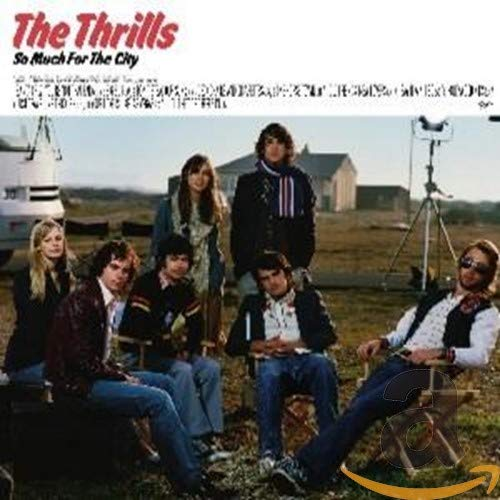 Thrills - So Much For The City - CD