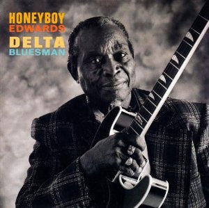 David Honeyboy Edwards - Delta Bluesman - CD