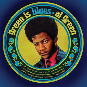 Al Green - Green Is Blues (blue) (colv) (grn) (ogv) (rex) - Vinyl