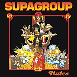 Supagroup - Rules - CD