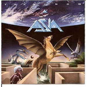 Asia - Then & Now - CD