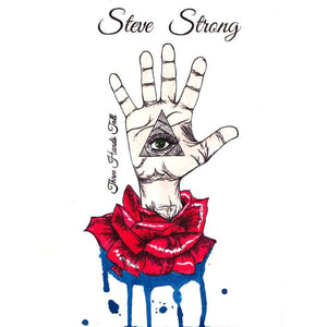 Steve Strong - Three Hands Tall - Vinyl